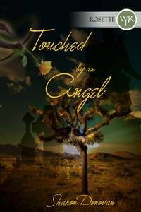 Touched By An Angel, one of Sharon's 'Inspirational' stories.