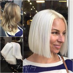 Long The Hong sur Instagram : A box and half of @embee.meche and 4.5 hrs later.... There's a fine line between Platinum blonde and breakage. Whether you go platinum in 3-5 sessions or one session, you have to set realistic expections with your clients.