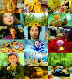 the 10th kingdom...how awesome is this?!?! I just watched this the other day. Still awesome and still funny.