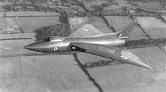 Avro 707 (also known as Type 707) was a British experimental aircraft built to test the tailless thick delta wing configuration chosen for the Avro 698 jet bomber, later named the Vulcan. In particular, the low-speed characteristics of such aircraft were not well known at the time. Aerodynamically, it was a ⅓-scale version of the Vulcan