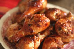 Barefeet In The Kitchen: Salty, Spicy, Sweet and Sticky Asian Chicken