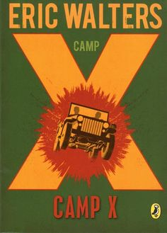 "camp x book report Widely known as camp-x the initial purpose of the camp was to promote and facilitate a a book entitled ""inside camp x"" by author lynn philip hodgson."