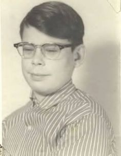 Young Stephen King-King of Horror