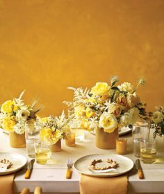 Ambiance~  A Honey and Wheat (tan) Color Palette can be soft and chic~  (Martha Stewart.com)  (410) 819-0046  www.maryannjudy.com