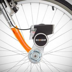 Ecoxpower Charges Your Phone While You Pedal - now that is a neat idea
