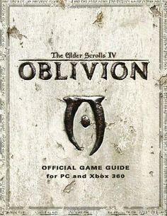 Elder Scrolls IV: Oblivion: Official Game Guide for PC and Xbox by Bethesda Softworks [Paperback(2006/3/21)] 360 - http://www.psbeyond.com/view/elder-scrolls-iv-oblivion-official-game-guide-for-pc-and-xbox-by-bethesda-softworks-paperback2006321-360 - http://ecx.images-amazon.com/images/I/61LLbdYM8ZL.jpg