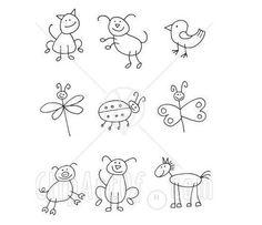 #çizim#kolayçizimler#basitçizimler#resim#görselsanatlar#okulöncesi#ilkokul#okulöncesietkinlik#draw#drawing#animals#hayvançizimleri#hayvan