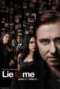 Lie to Me. that was such an awesome show.