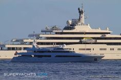 Yep, this one could not fail on the list of #megayachts eclipsing lots of yachts out there...   Eclipse Yacht. 1,5 billion