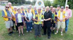 Lions donate $6,550 to Elliot Lake Relief Fund - Elliot Lake Standard - Ontario, CA