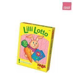 Haba Lilly Lotto Gra karciana