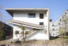中国 王澍的作品 / 王澍 业余建筑工作室