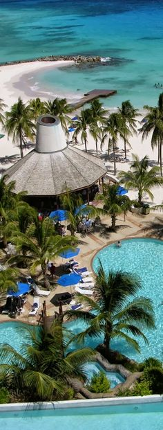 Amazing Snaps: Pools and Beach Hilton Barbados