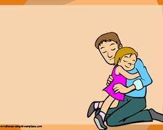 Esta es una plantilla de Padre e Hija que es ideal para presentaciones que tengan que ver con familia, educación familiar, psicología, psicoterapia adolescente así como otro tipo de presentaciones relacionadas con padres e hijos