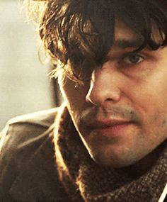 Ben Whishaw - this gif is beautiful