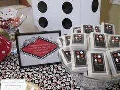 Every Little Detail Event Planning and Design: casino party