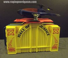 DC Super Powers Hall of Justice Playset with Bat Copter Super Powers by Raging Nerdgasm, via Flickr