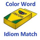 Color Word Idiom Match $