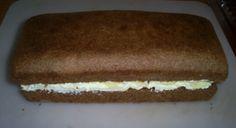 Kakaový rez s vynikajúcim tvarohovým krémom (fotorecept) - obrázok 6
