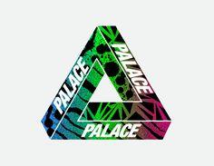 palace skateboards logo - Google Search