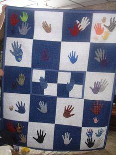 Grandma Fortin's quilt