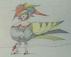 Paul Flora Rooster, Flora, Illustration, Animals, Vintage, Funny Stuff, Projects, Kunst, Animales