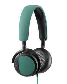 B&O PLAY by Bang & Olufsen H2 Green Over-Ear Headphones