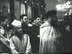 قداس رسامة البابا كيرلس السادس الكنيسة المرقسية