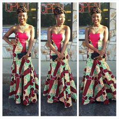 Gorgeous, Voguish & Exquisite Ankara Styles - Wedding Digest Naija