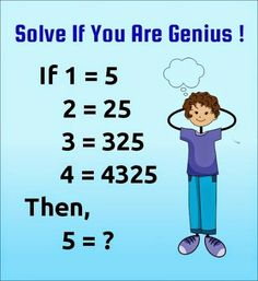 Tricky Number Puzzles Patterns- With Answer - http://picsdownloadz.com/puzzles/maths-puzzles/tricky-number-puzzles-patterns-with-answer/