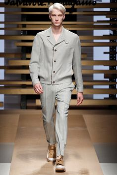 Salvatore Ferragamo | Spring 2015 Menswear Collection | Style.com