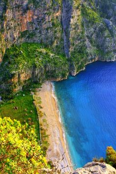The Beautiful View Butterfly Valley, Turkey