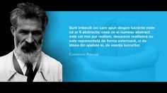 the greatest sculptor Constantin Brancusi, Words Worth, Famous Quotes, Wise Words, Hilarious Stuff, Alba, Thoughts, Reading, Deep