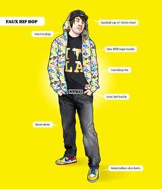 Faux Hip Hop