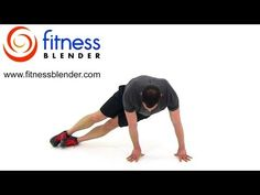 HIIT Like you Mean It - Total Body High Intensity Interval Training Workout, Fitness Blender