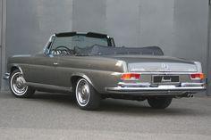 1971 Mercedes-Benz W111/112 - 280 SE 3,5 Cabriolet   Classic Driver Market