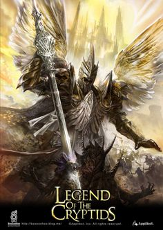 LEGEND OF CRYPTIDS by boosoohoo on DeviantArt