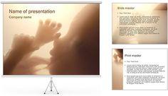 Feto humano Plantillas de Presentaciones PowerPoint