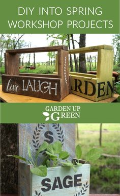 Wooden Pallet Projects DIY Into Spring with These Fun Workshop Projects - The Make Wooden Pallet Projects, Wooden Pallet Furniture, Wooden Pallets, Pallet Ideas, Pallet Designs, Woodworking Inspiration, Woodworking Projects That Sell, Woodworking Jigs, Popular Woodworking