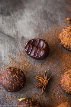 Chai Chocolate Truffles