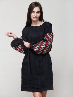 Жіноче плаття MD8 – купити ручну роботу по найкращій ціні від ЕтноДім
