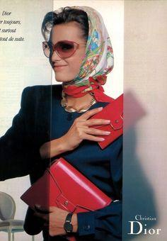 Yasmin Le Bon 1989 #supermodels #vintage #glamour #retro #nostalgia #1980s #1990s