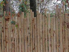 Zaunelemente Holz