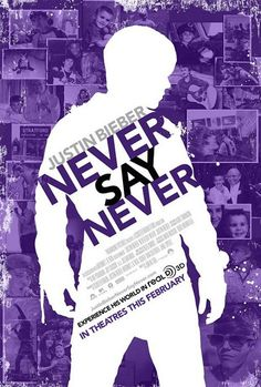 April 21, 2012 - Never Say Never    I still can't believe I watched this -_-