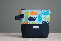 Reusable sandwich bag reusable snack bag ecofriendly by lunitouti