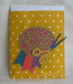 Gina's Little Corner of StampinHeaven: Scrap Happy gift bag