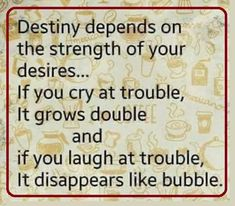 English Quotes, Destiny, Crying, Bubbles, Facts, Math Equations, English Quotations, Knowledge