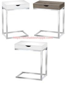 Black End Tables, Wood End Tables, End Tables With Storage, Wood Table, Target End Tables, Latest Furniture Designs, Good And Cheap, Storage Drawers, Open Shelving