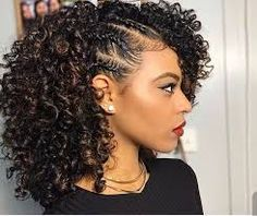 Image result for hair styles for black teenage girls