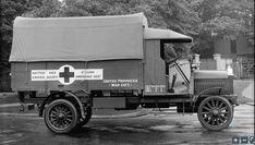 WW1 British ambulance